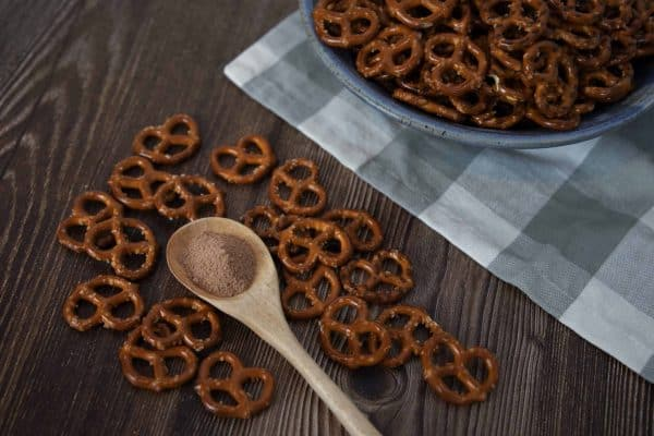 Mint Chocolate Pretzel Seasoning