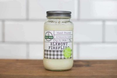 Elkmont Fireflies Hand Poured Soy Wax Candle