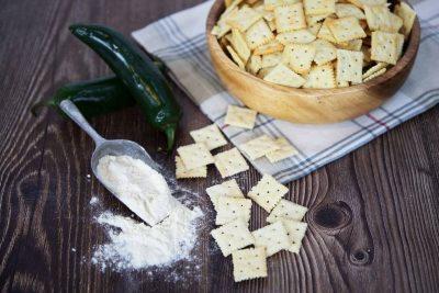 Jalapeno Popper Cracker Seasoning -4oz
