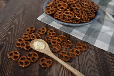 Bacon Cheddar Pretzel Seasoning