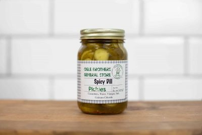 Dill Pickles Spicy