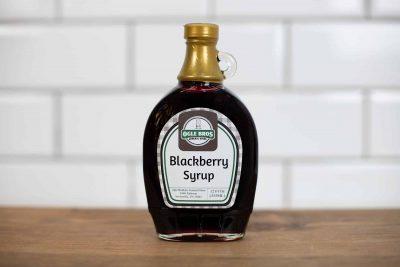 Blackberry Syrup