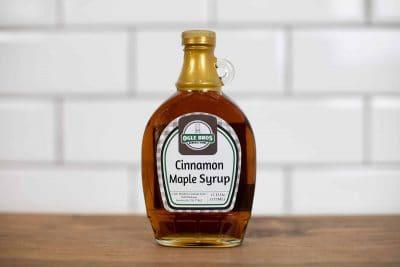 Cinnamon Maple Syrup