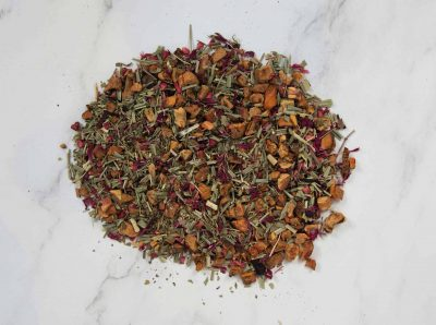 Raspberry Lemon Verbena Tea