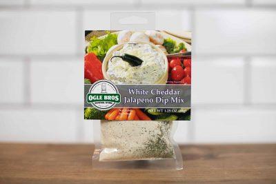 White Cheddar Jalapeno Dip Mix