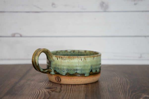 Soup Mug – Olive