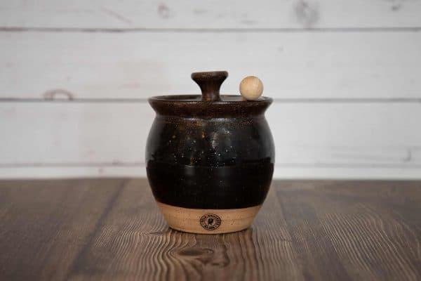 Honey Jar – Black