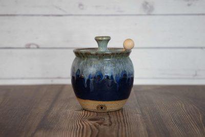 Honey Jar – Blue