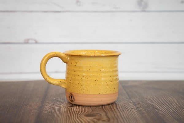 Campfire Mug Yellow
